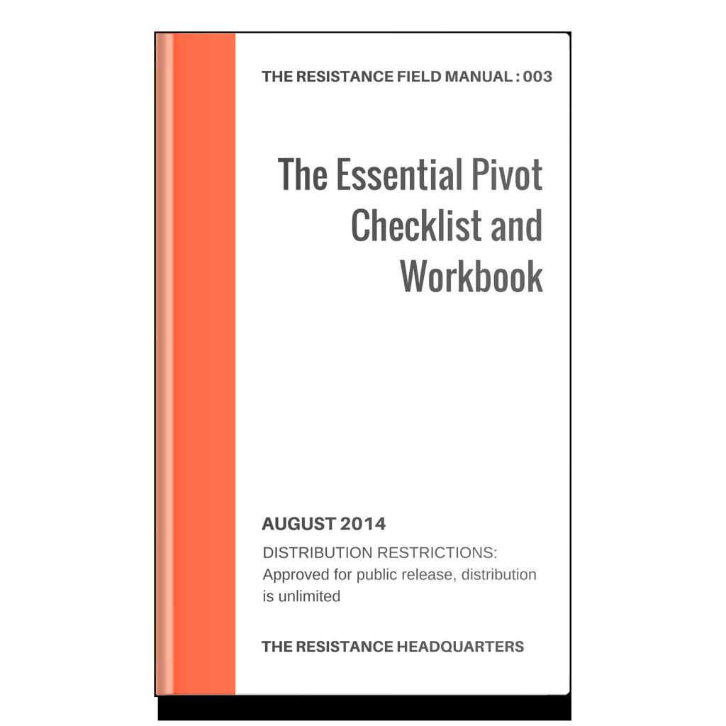 Essential-pivot-checklist