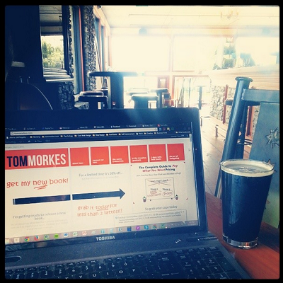 Drinking Beer and Completing my guide on PWYW