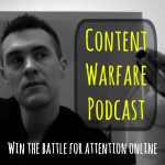 content warefare podcast