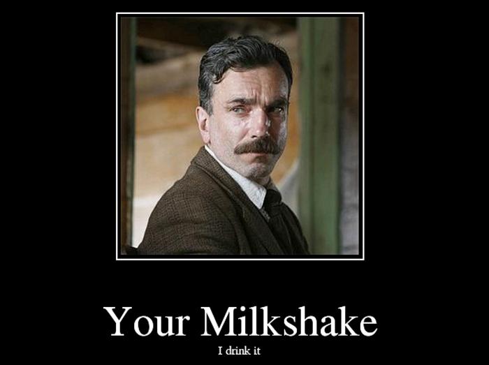 entrepreneurship milkshake