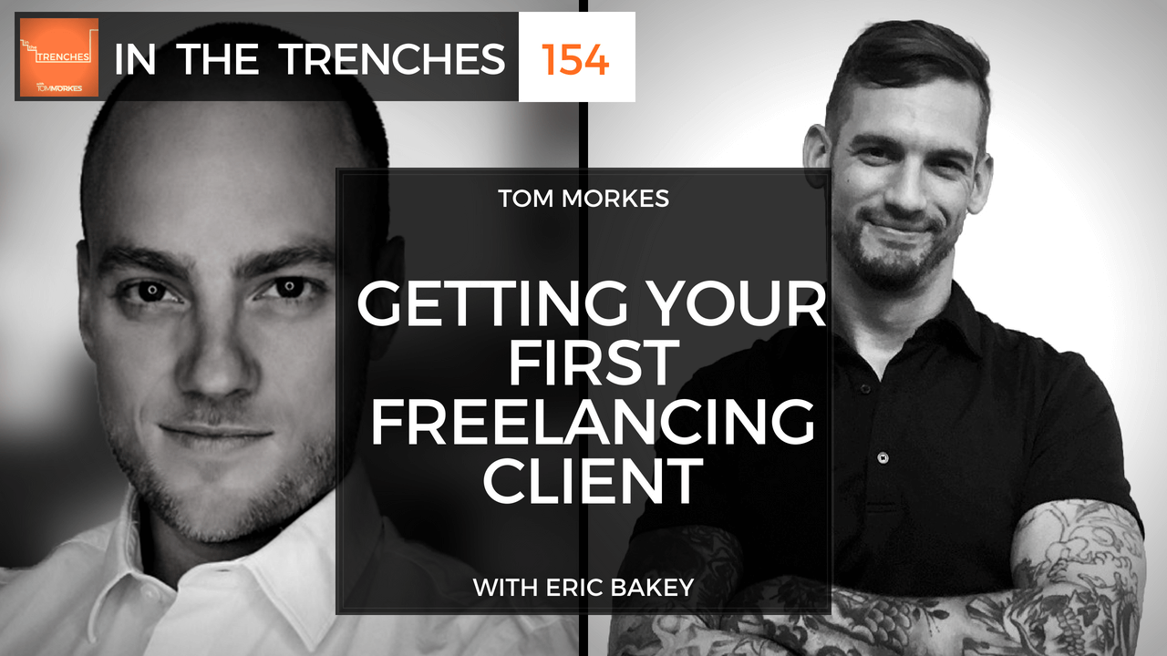 Eric Bakey on In The Trenches with Tom Morkes